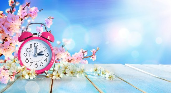 Read more about the article Preparing to Spring Forward [INFOGRAPHIC]