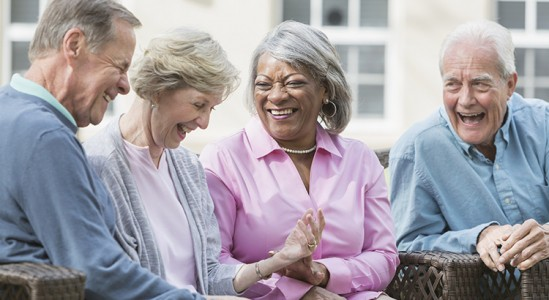 Read more about the article The Many Benefits of Aging in a Community