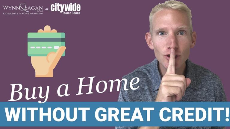 Bad credit, but want to buy a home? [HOME LOAN RULES]