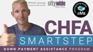 CHFA SmartStep Down Payment Assistance Program