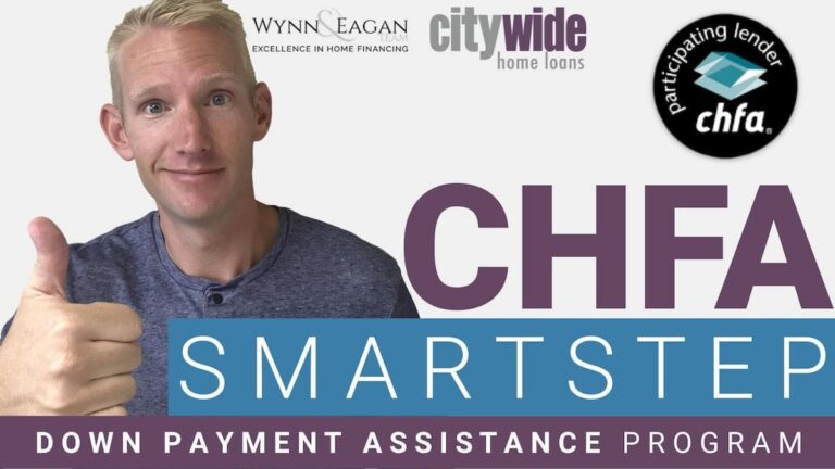 Read more about the article CHFA SmartStep Down Payment Assistance Program