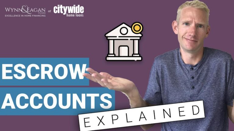 Read more about the article Should You Escrow? It Depends! [Escrow Accounts EXPLAINED]
