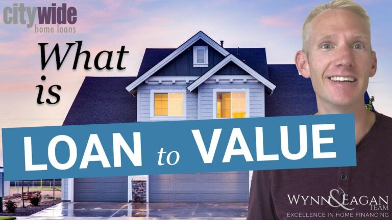 Read more about the article What is Loan to Value? (LTV) And Why You Should Care!