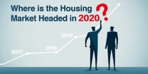 Read more about the article Where is the Housing Market Headed in 2020? [INFOGRAPHIC]